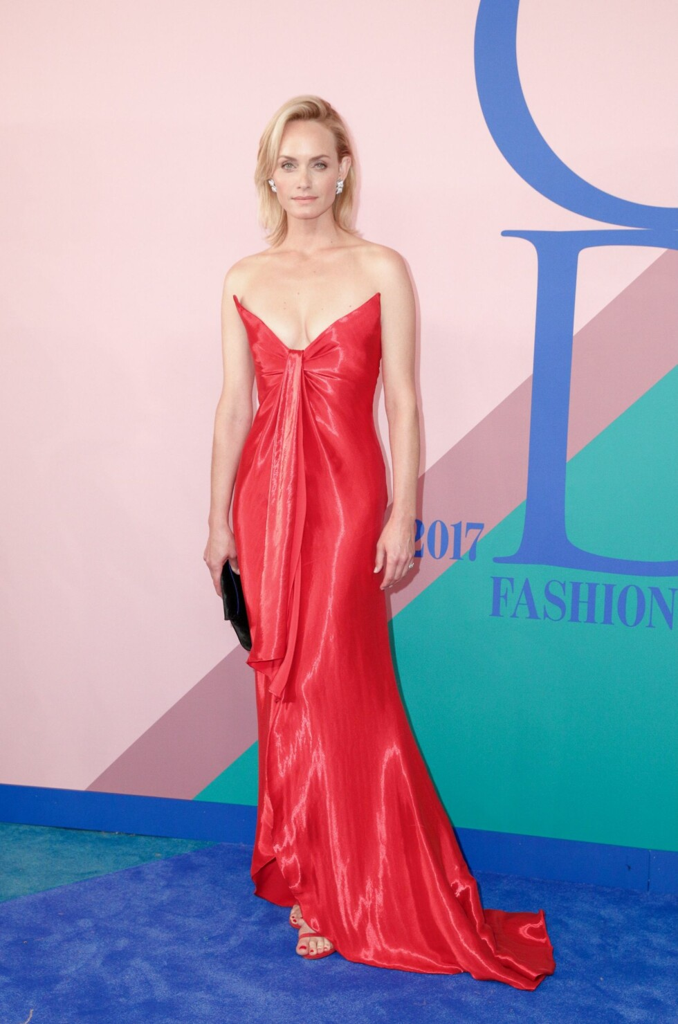 CFDA FASHION AWARDS: Amber Valetta Foto: Shutterstock