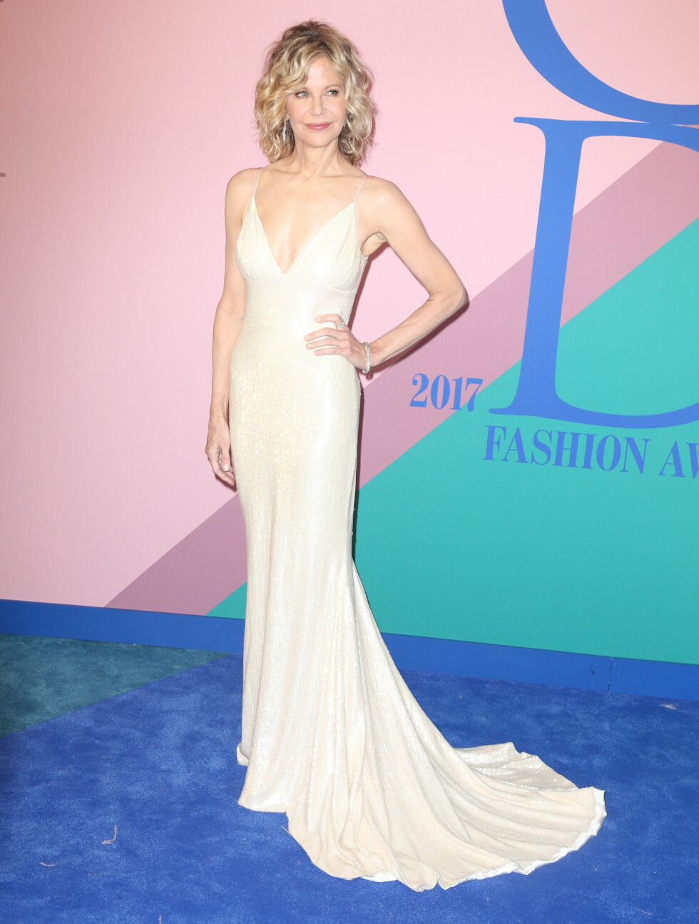 CFDA FASHION AWARDS: Meg Ryan Foto: Splash News
