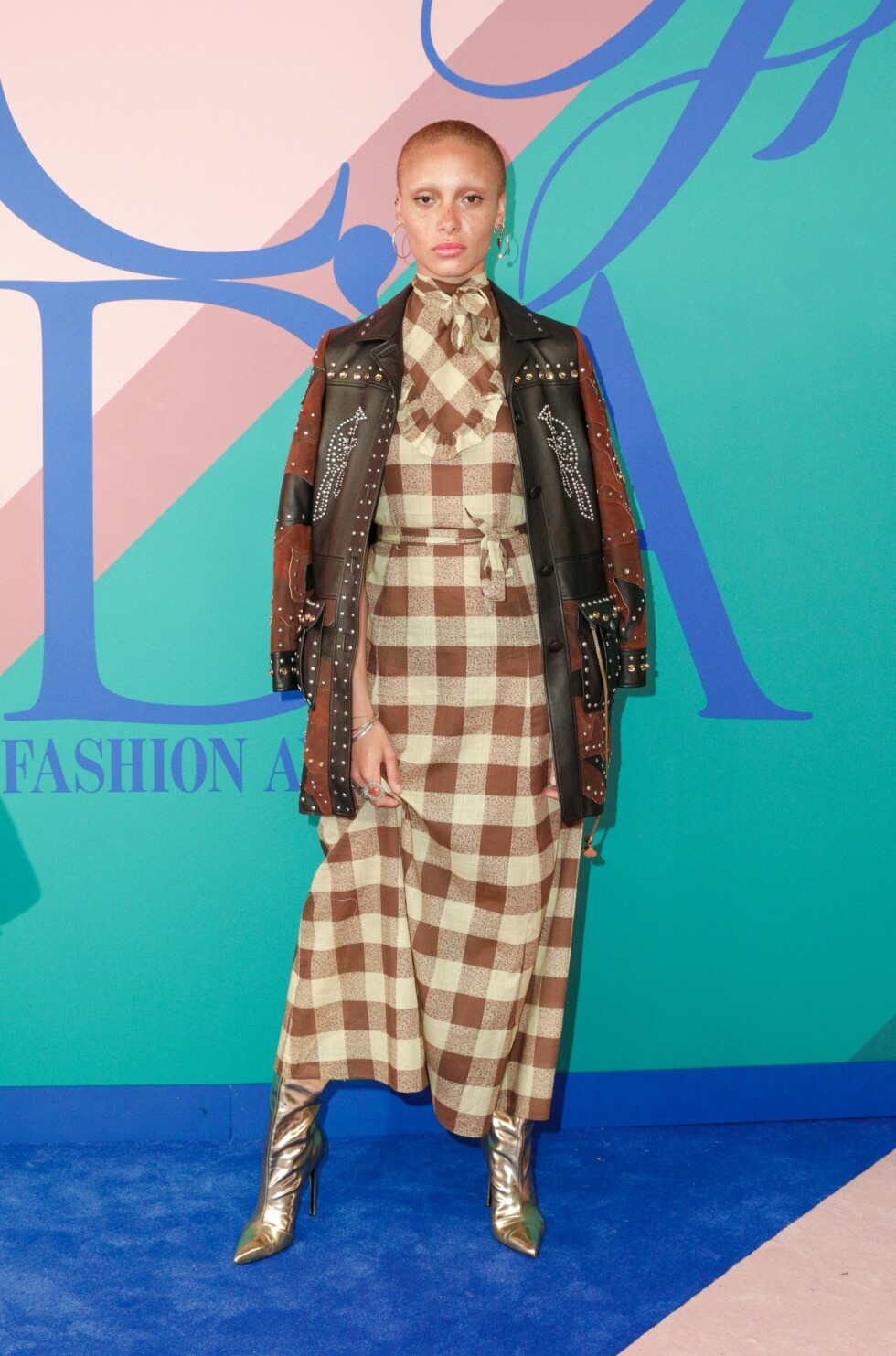 CFDA FASHION AWARDS: Adwoa Aboah Foto: Shutterstock