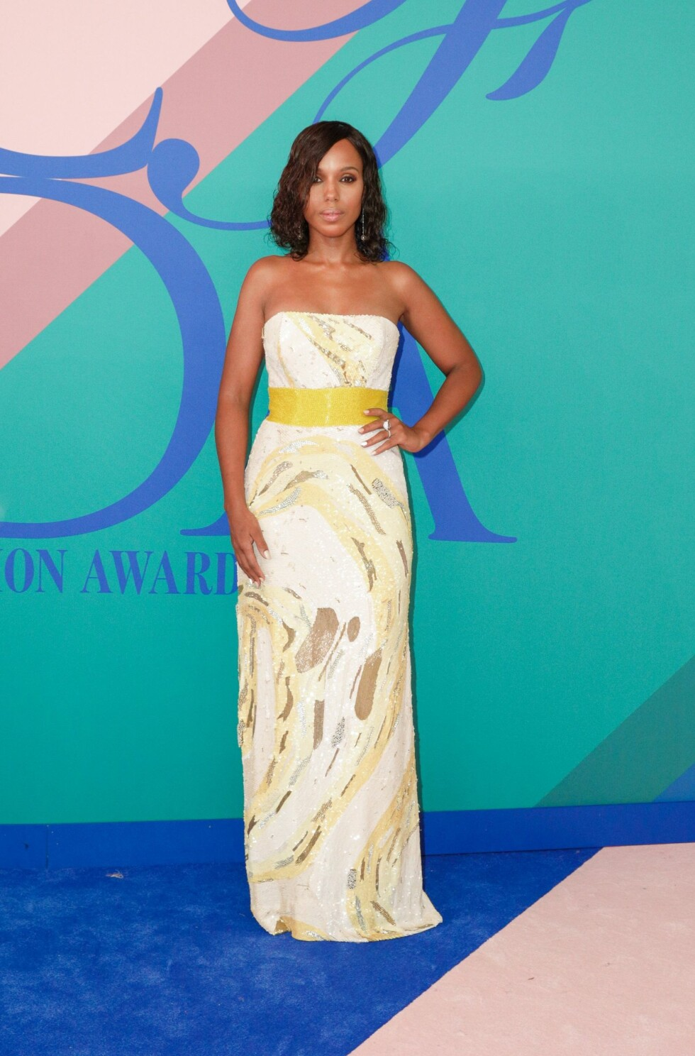 CFDA FASHION AWARDS: Kerry Washington Foto: Shutterstock