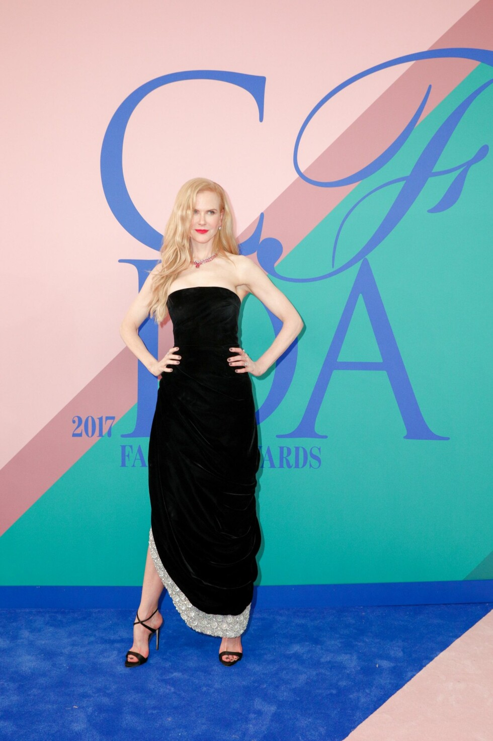 CFDA FASHION AWARDS: Nicole Kidman Foto: Shutterstock