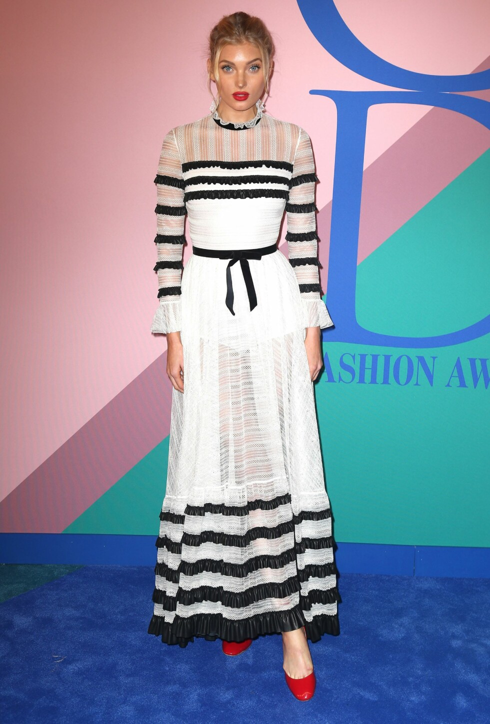 CFDA FASHION AWARDS: Elsa Hosk Foto: Shutterstock