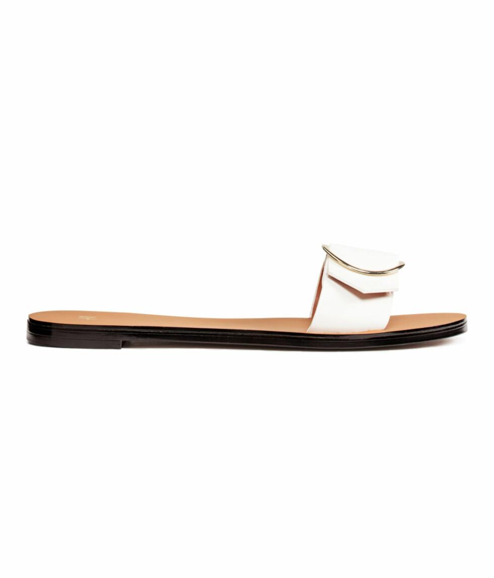 Sandaler fra H&M | kr 149 | http://www.hm.com/no/product/59750?article=59750-A#article=59750-B