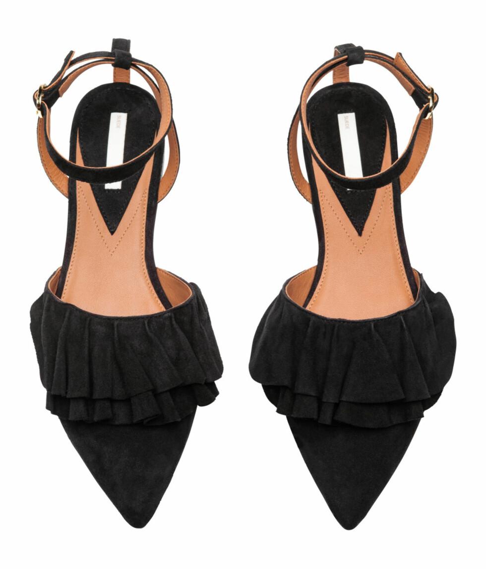 Sandaler fra H&M | kr 399 | http://www.hm.com/no/product/69521?article=69521-A