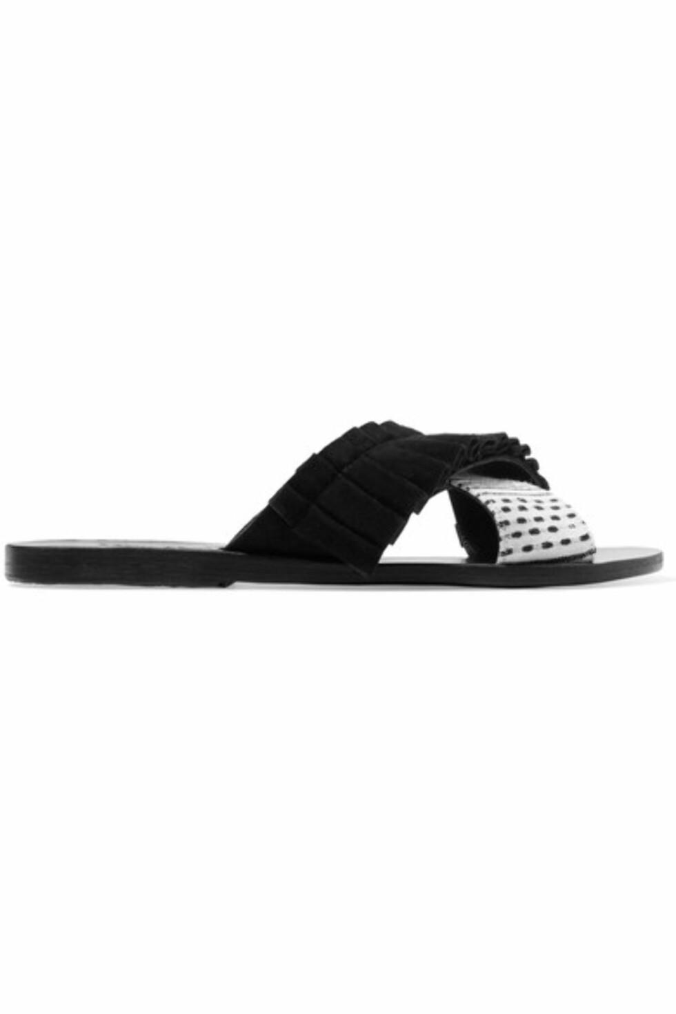 Sandaler fra Ancient Greek Sandals via Net-a-porter.com | kr 2030 | http://apprl.com/no/pd/4Mpi/