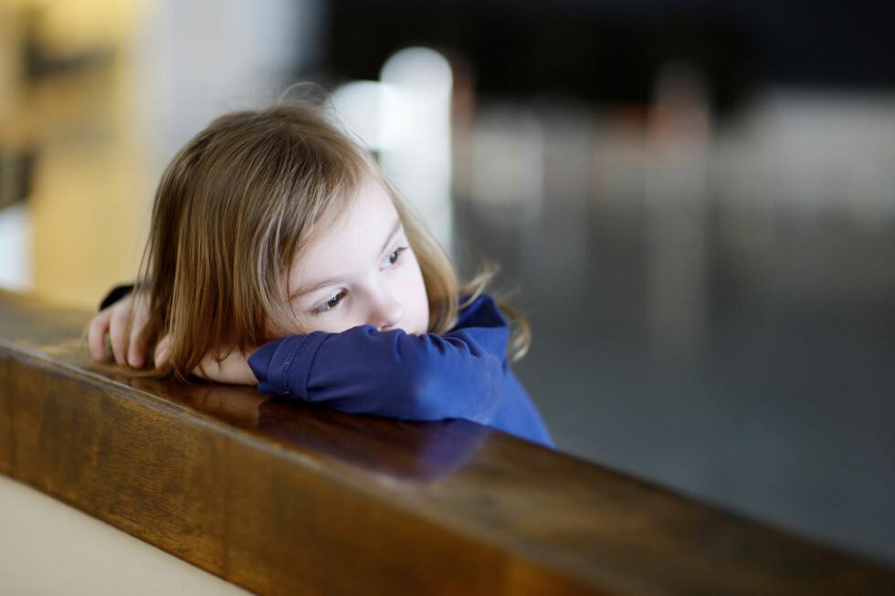 <strong>SETT BARNET FØRST:</strong> Husk at barnet må komme først, selv om du kjenner foreldrene godt.  Foto: Shutterstock / MNStudio