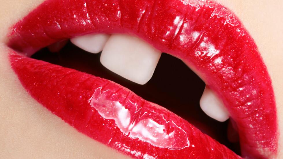 <strong>MISTE TENNER:</strong> Har du drømt at tennene dine bare detter ut? Det er ikke uvanlig, spesielt når du er i overgangsalderen.  Foto: Scanpix