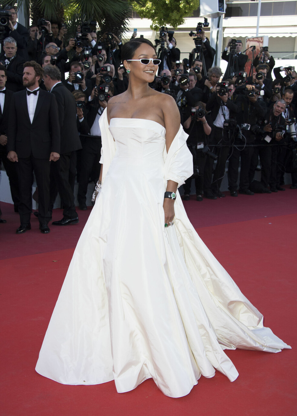 Rihanna i Dior Foto: INVISION