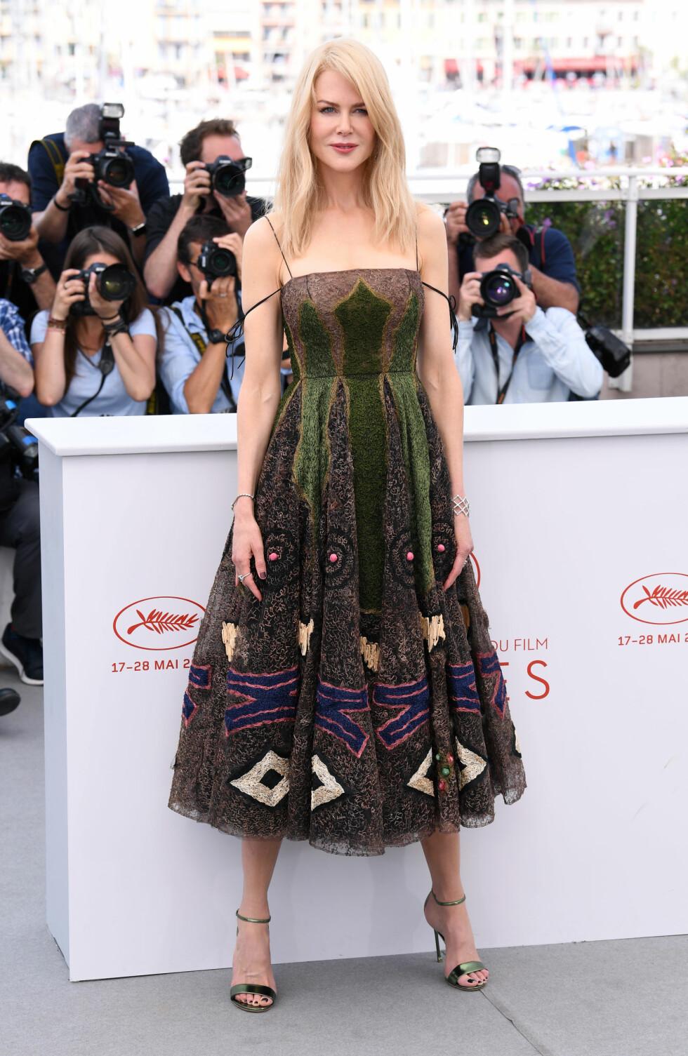 Nicole Kidman i Dior Foto: Pa Photos