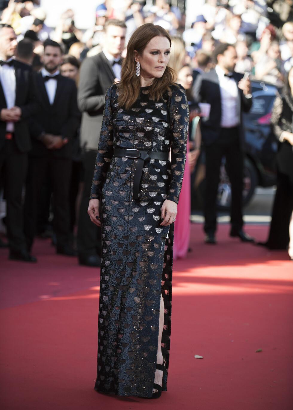 Julianne Moore i Louis Vuitton Foto: INVISION