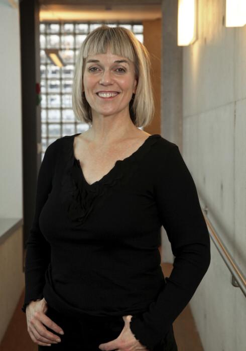 FORSØK Å BRYTE TANKEMØNSTRE: Psykolog Eva Tryti mener særlig kvinner har en tendens til å lage negative sannheter om oss selv. Foto: Presse