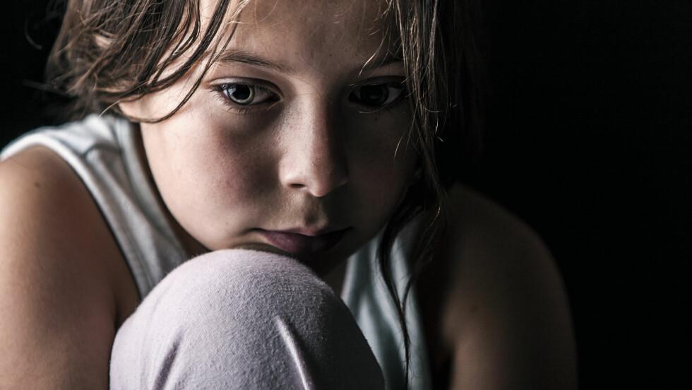 MÛNCHAUSEN SYNDROME BY PROXY: Ved viljestyrt simulering ved stedfortreder, tidligere kalt Münchausen by proxy, kan foreldre skade sine egne barn og gi dem kunstige sykdommer for å vekke oppmerksomhet om seg selv.  Foto: NTB scanpix