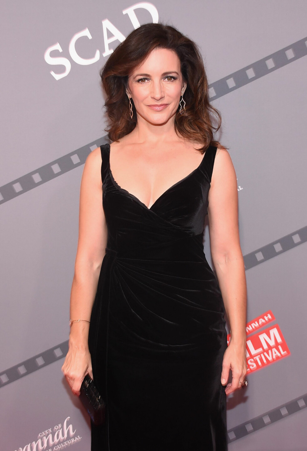 ALDRI VÆRT GIFT: Skuespiller Kristin Davis (51). Foto: NTB Scanpix
