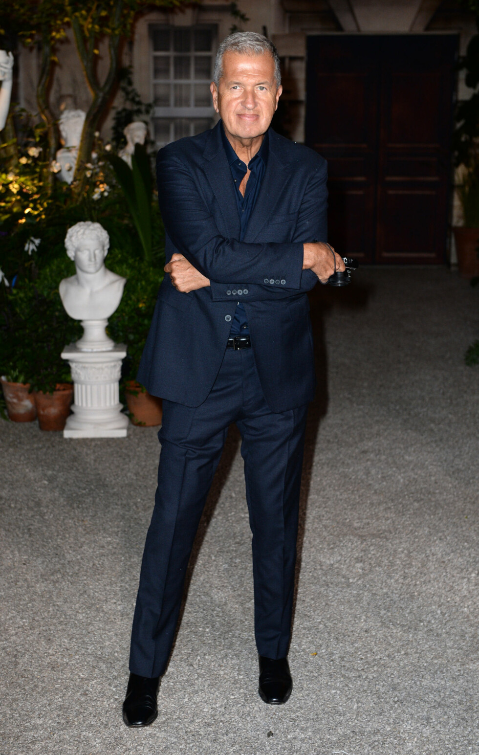 BURBERRY SS17: Mario Testino Foto: Pa Photos