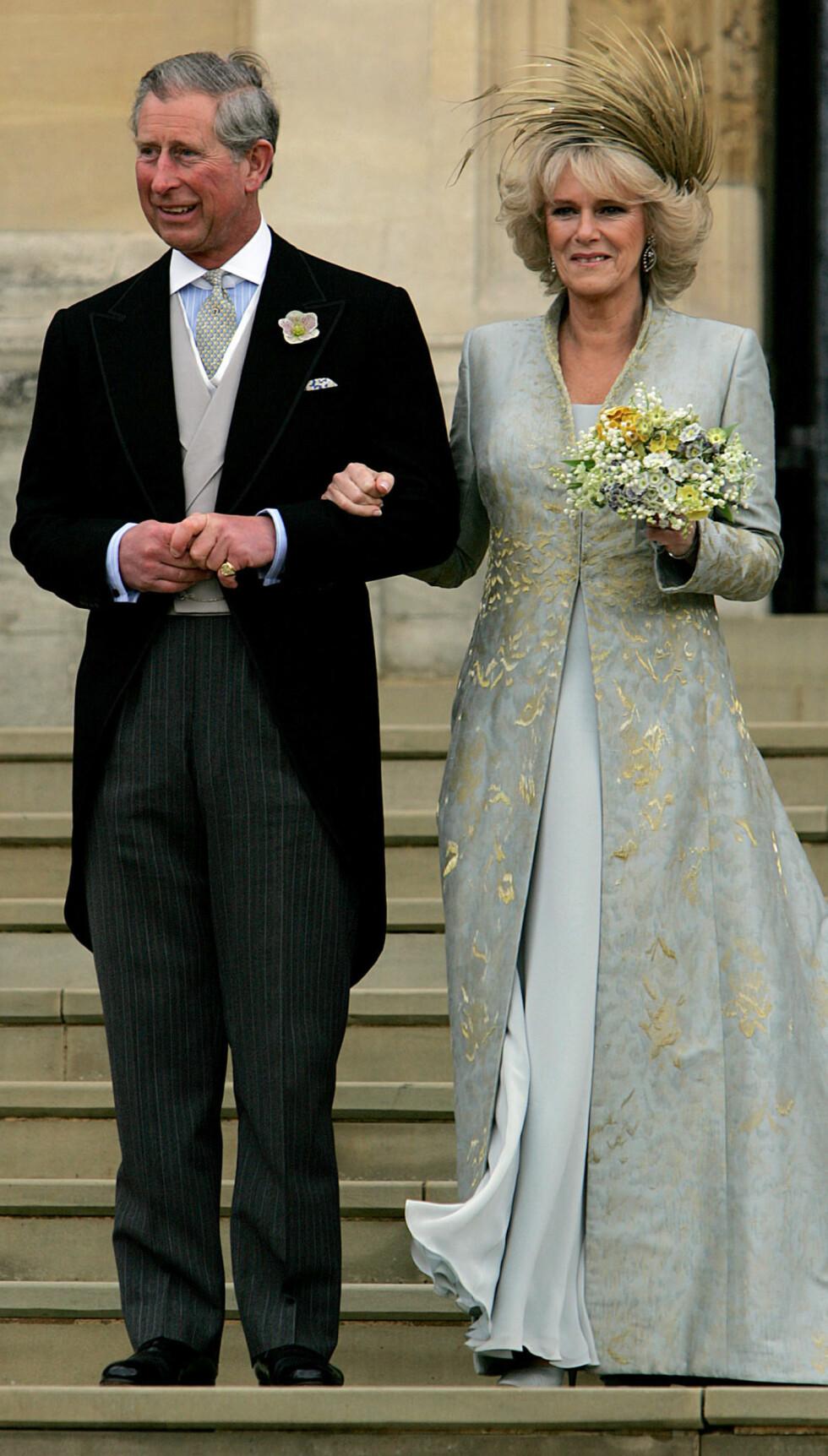 PAR I HJERTER: Prins Charles og hertuginne Camilla. Foto: NTB Scanpix