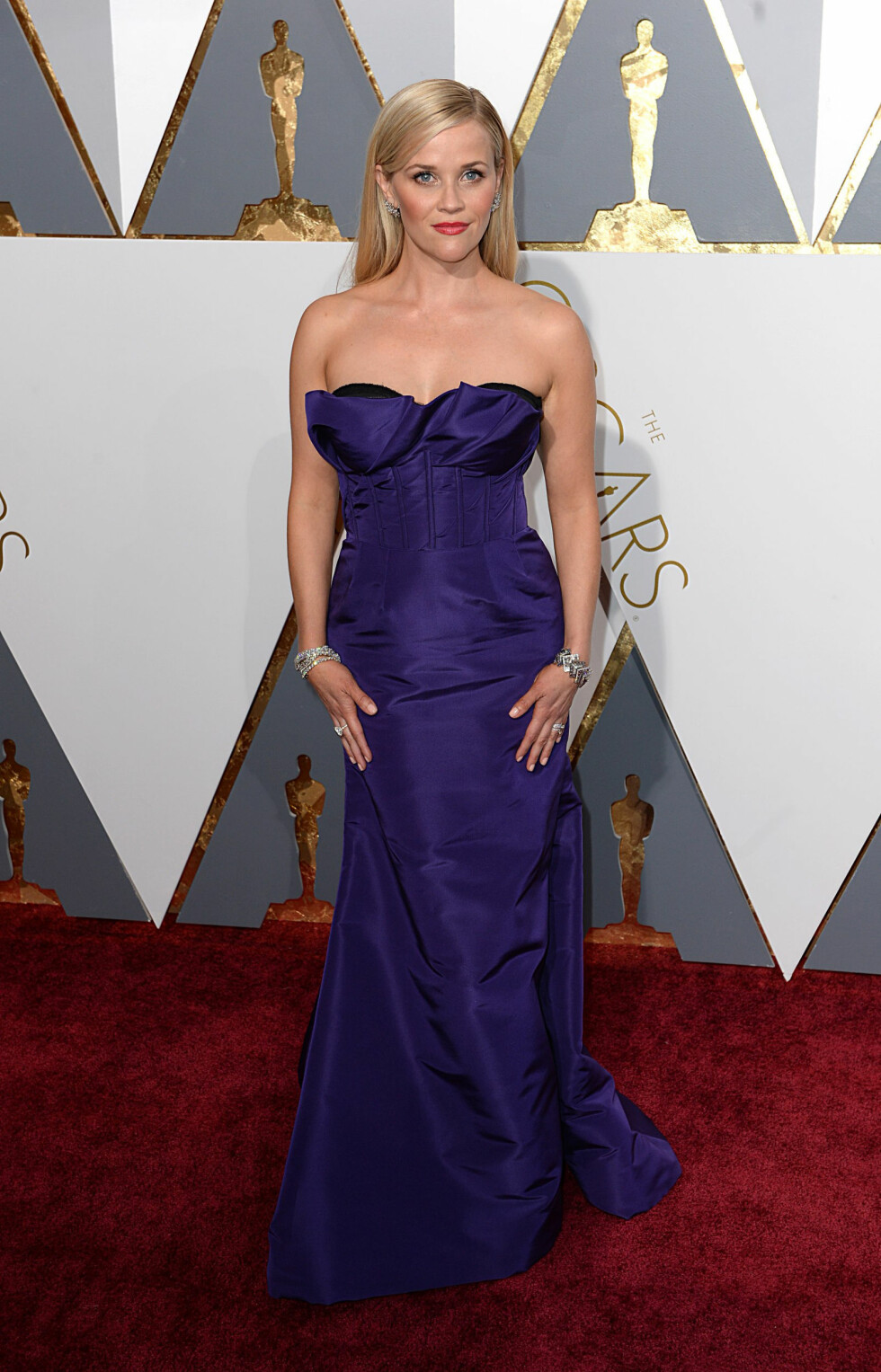 <strong>OSCAR 2016:</strong> Reese Witherspoon. Foto: NTB Scanpix
