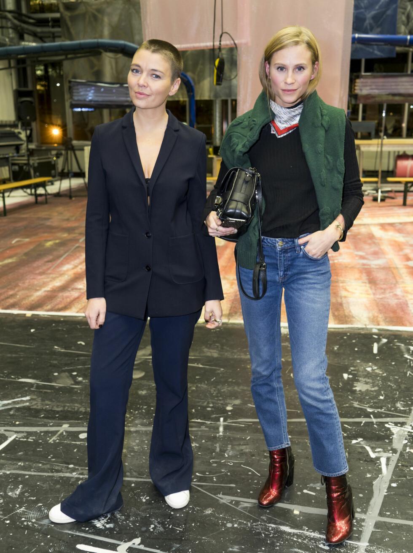 Marie Murstad og Tine Andrea Lauvli Foto: Per Ervland