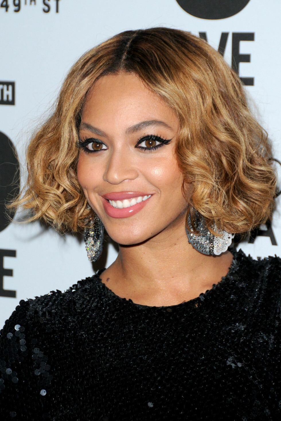 BEYONCÉ: Ettbarnsmoren har vært gjennom mange forskjellige hårfrisyrer - og bob-looken er én av dem. Dette bildet er tatt i 2014. Foto: NTB Scanpix