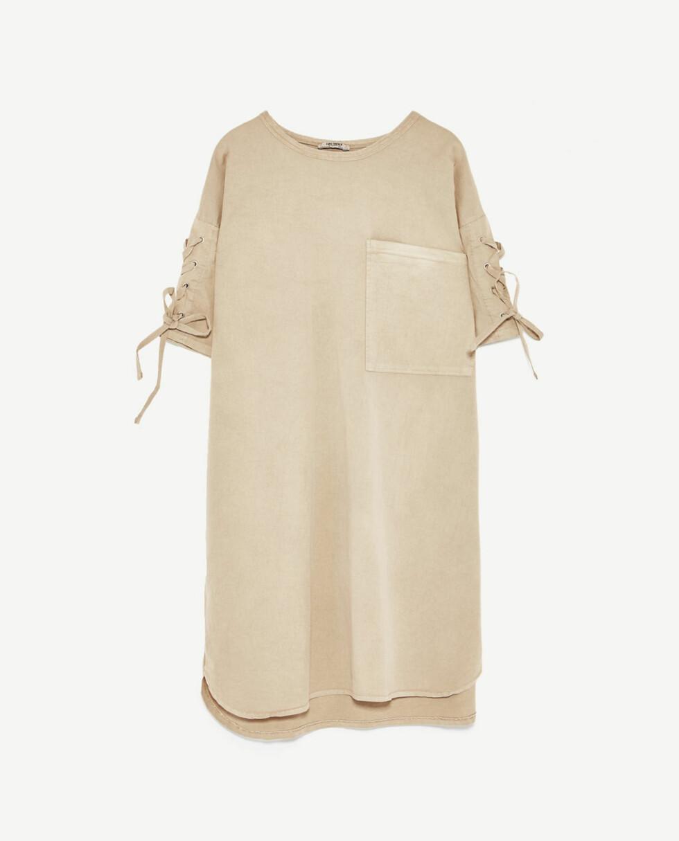 Kjole fra Zara   kr 249   https://www.zara.com/no/no/trf/kjoler/kombinert-kjole-c358031p4544512.html