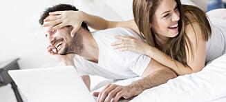 Jobb er et vanlig krangletema for par. Lar du jobben gå utover familien og forholdet?