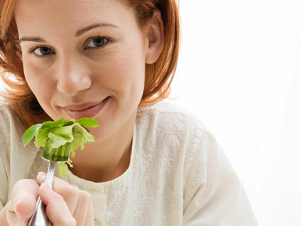 Bladgrønnsaker er en viktig kilde til vitamin K1.