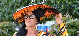 Sjekk ut disse hattene fra Royal Ascot 2017!