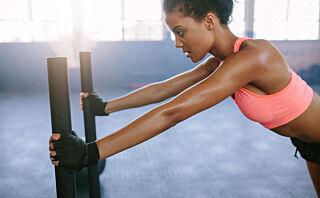Derfor bør du ikke trene hele kroppen under styrketrening