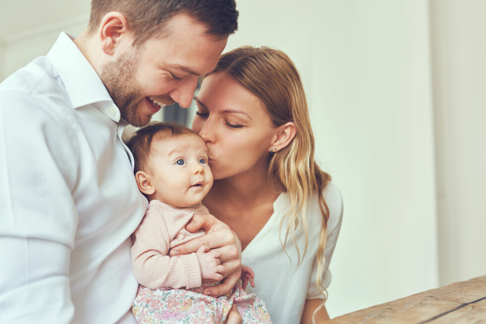MINDRE OVERSKUDD: I tiden etter en fødsel skjer det mye, og det er helt normalt å vente en stund før man har hverken tid, overskudd eller lyst på sex.  Foto: Scanpix