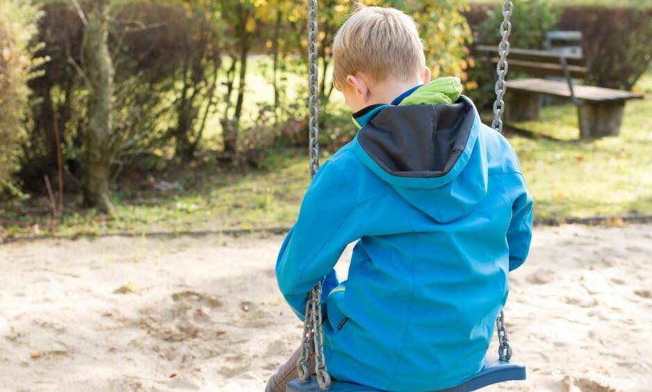 BARNEFATTIGDOM: Barn av enslige forsørgere er overrepresentert i tallene over de som ikke får reise bort i sommerferien. Foto: NTB scanpix
