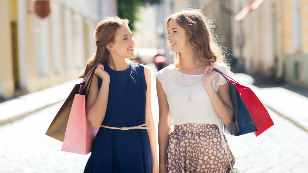TOLLREGLER: Shopper du for over 6000 kroner på tur må du innom tollen på vei hjem.  Foto: Scanpix