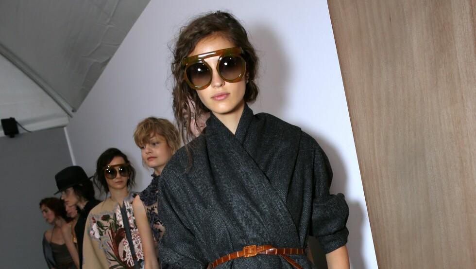 SOLBRILLER: Disse fra Christian Dior er ganske så heftige! Foto: Shutterstock