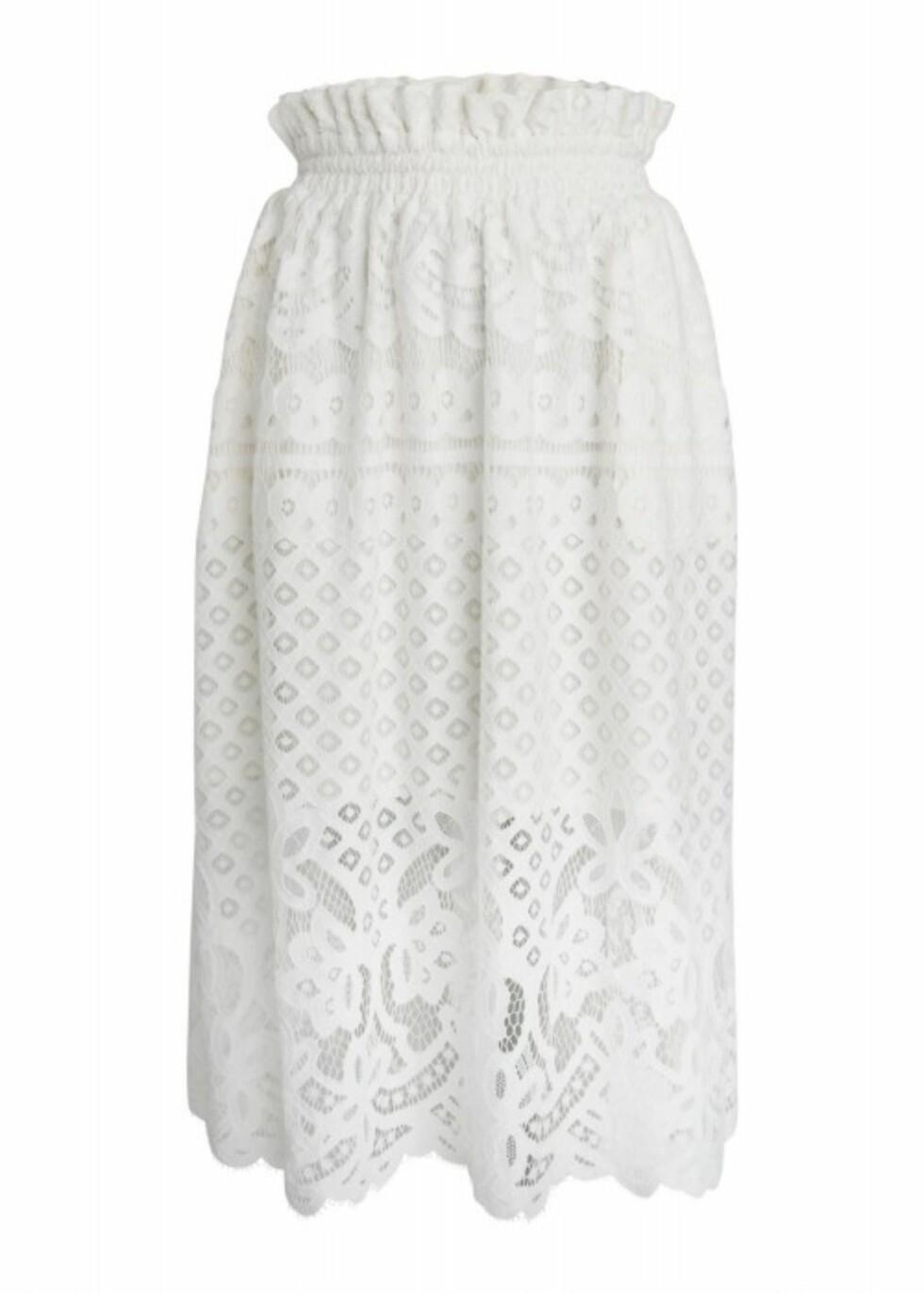 Skjørt fra Designers Remix | kr 1000 | https://www.designersremix.com/dk/audrey-skirt-55213.html?