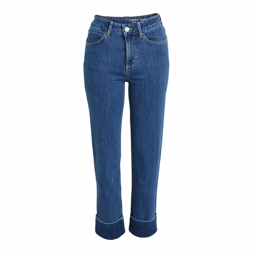 Jeans fra Lindex | kr 200 | https://www.lindex.com/no/salg/dame/underdeler/7539747/Slim-High-Ankle-Jeans/