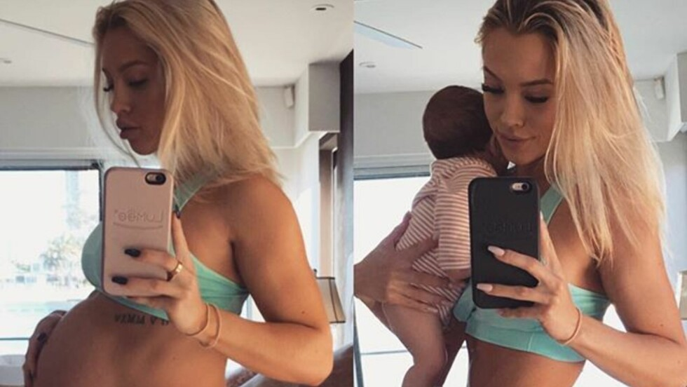 TAMMY HEMBROW: 23-åringen har nærmere syv millioner følgere på Instagram og motiverer millioner av kvinner verden over. Foto: Privat