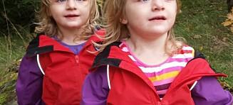 - Vi hadde store vanskeligheter med å forstå at jentene våre kunne bære på en så grusom sykdom