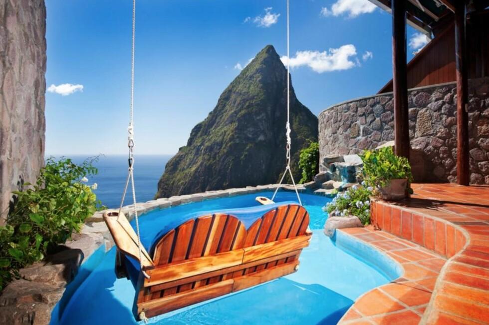 BLOGG: Sjekk dette drømmehotellet i Karibien!