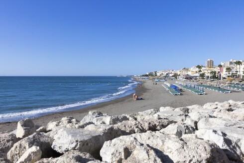 TORREMOLINOS: Det klassiske chartermålet, med milelang strand. Foto: NTB scanpix