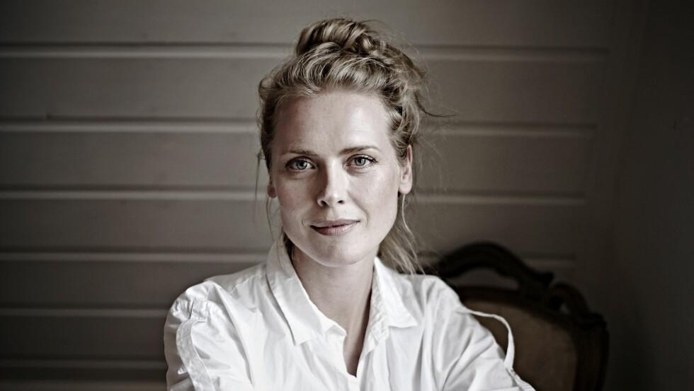 SYNNØVE MACODY: Da norske kvinner begynte å tvile på om underlivet deres var bra nok, tok Synnøve Macody Lund til motmæle.  Foto: Geir Dokken