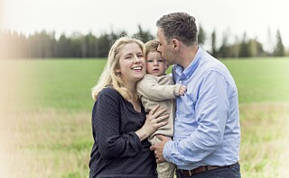 Katrine og John klarte ikke å feire 17. mai på grunn av alle barnevognene