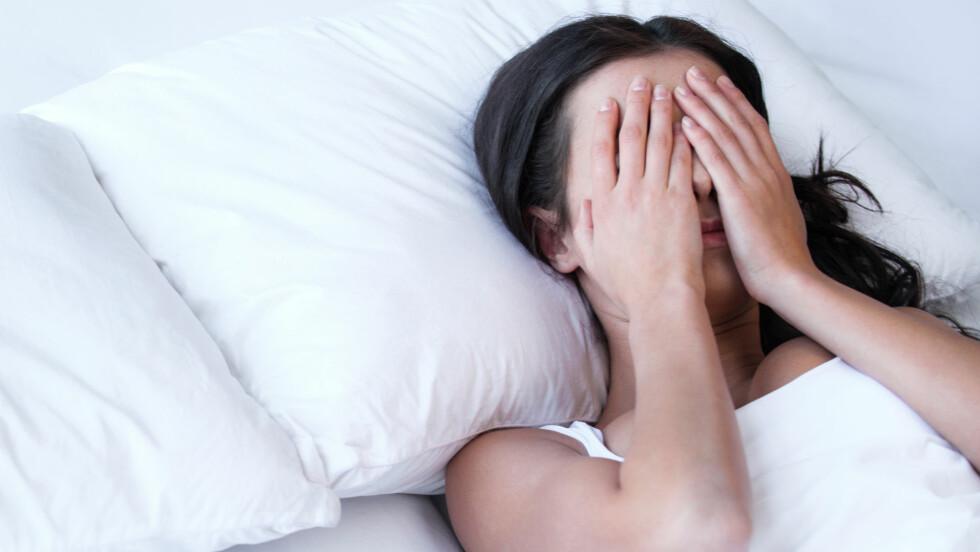 TØRRE SLIMHINNER: Det er ikke bare kvinner i overgangsalderen som rammes av tørre slimhinner.  Foto: NTB Scanpix