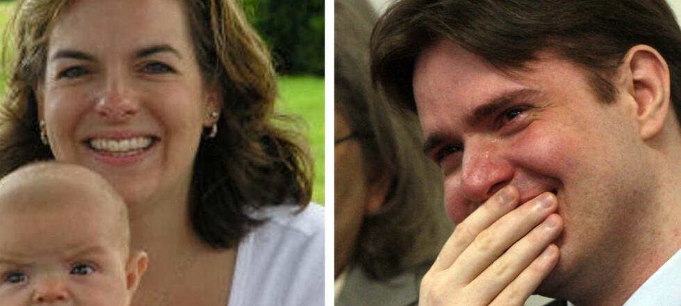 Drepte kona og datteren - skjulte latterkrampe under rettssaken