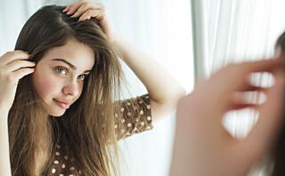 Har du hatt perioder med mer håravfall enn vanlig?