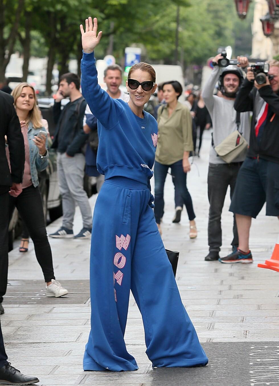 I PARIS: Celine Dion Foto: Shutterstock