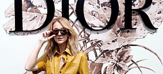Celine Dion stråler i Paris