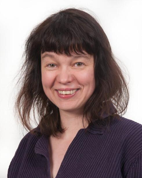 EN MOLOTOV COCKTAIL AV KJÆRLIGHET: Det er ingen spøk å være hodestups forelsket, bekrefter professor i farmakologi Aina Westrheim Ravna ved Universitetet i Tromsø. Foto: UIT