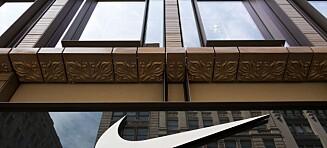 Nike Store åpner butikk med tre etasjer i Oslo