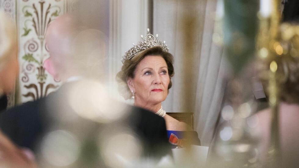 DRONNING SONJA 80 ÅR: Vår kjære dronning Sonja fyller 80 år tirsdag 4. juli 2017. Via KK.no sender politikere, skuespillere og TV-personligheter sine hjerteligste gratulasjoner til dronningen. Foto: NTB Scanpix