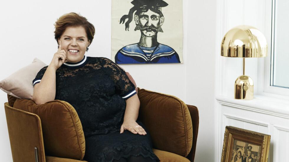 ELSE KÅSS FURUSETH: Komikeren forteller til KK at hun er en snylter på flere av livets områder.   Foto: Truls Qvale