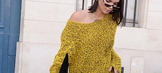 Kendall Jenner overrasker med shortsvalg