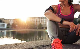 Har du aldri tid eller energi til å trene?